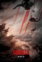 Godzilla - British Movie Poster (xs thumbnail)
