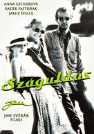 Jizda - Hungarian Movie Poster (xs thumbnail)