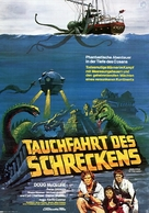 Warlords of Atlantis - German Movie Poster (xs thumbnail)