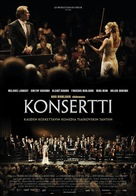 Le concert - Finnish Movie Poster (xs thumbnail)