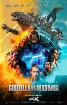 Godzilla vs. Kong - Movie Poster (xs thumbnail)