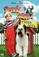 Dennis the Menace Strikes Again! - DVD cover (xs thumbnail)