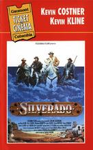 Silverado - French VHS cover (xs thumbnail)