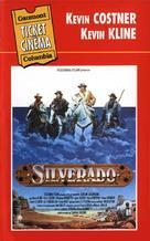Silverado - French VHS movie cover (xs thumbnail)