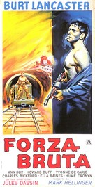Brute Force - Italian Movie Poster (xs thumbnail)