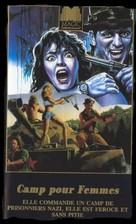 Helga, la louve de Stilberg - Italian VHS cover (xs thumbnail)