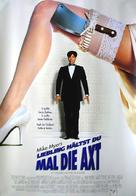 So I Married an Axe Murderer - German Movie Poster (xs thumbnail)