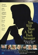 You Will Meet a Tall Dark Stranger - DVD movie cover (xs thumbnail)