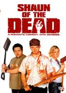 Shaun of the Dead - DVD cover (xs thumbnail)