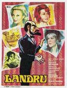 Landru - Spanish Movie Poster (xs thumbnail)