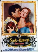 The Black Shield of Falworth - Italian Movie Poster (xs thumbnail)