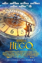 Hugo - British Movie Poster (xs thumbnail)