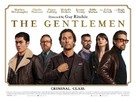 The Gentlemen - British Movie Poster (xs thumbnail)