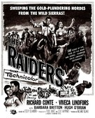 The Raiders - poster (xs thumbnail)