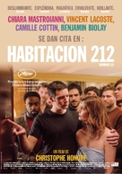 Chambre 212 - Argentinian Movie Poster (xs thumbnail)