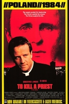 To Kill a Priest - Video release poster (xs thumbnail)