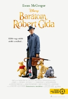 Christopher Robin - Hungarian Movie Poster (xs thumbnail)