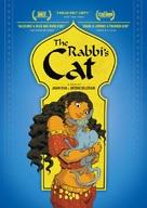 Le chat du rabbin - DVD movie cover (xs thumbnail)