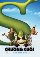 Shrek Forever After - Vietnamese Movie Poster (xs thumbnail)
