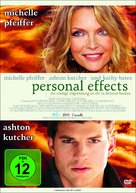 Personal Effects - German DVD cover (xs thumbnail)
