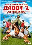 Daddy Day Camp - German Movie Cover (xs thumbnail)
