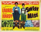Swiss Miss - Re-release movie poster (xs thumbnail)