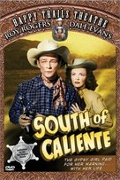 South of Caliente - DVD cover (xs thumbnail)