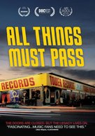 All Things Must Pass - DVD movie cover (xs thumbnail)
