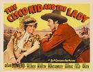 The Cisco Kid and the Lady - Movie Poster (xs thumbnail)