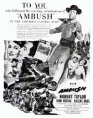 Ambush - poster (xs thumbnail)