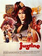 Justine - Italian Movie Poster (xs thumbnail)