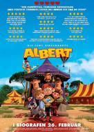 Albert - Danish Movie Poster (xs thumbnail)