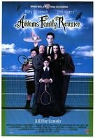 Addams Family Reunion - Movie Poster (xs thumbnail)