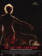 A Última Vez Que Vi Macau - Portuguese Movie Poster (xs thumbnail)