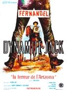 Dynamite Jack - French Movie Poster (xs thumbnail)