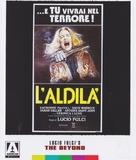 E tu vivrai nel terrore - L'aldilà - British Movie Cover (xs thumbnail)