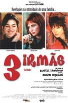 La bûche - Brazilian Movie Poster (xs thumbnail)