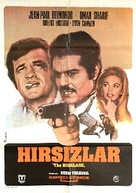 Le casse - Turkish Movie Poster (xs thumbnail)
