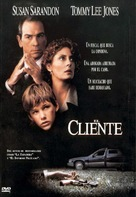 The Client - Spanish Movie Cover (xs thumbnail)