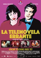 La novela errante - Chilean Movie Poster (xs thumbnail)