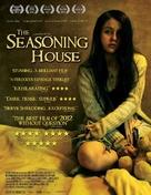 The Seasoning House - British Movie Poster (xs thumbnail)