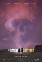 The Sisters Brothers - Canadian Movie Poster (xs thumbnail)