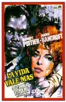 The Slender Thread - Spanish Movie Poster (xs thumbnail)
