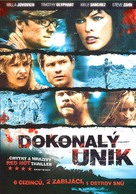 A Perfect Getaway - Czech DVD movie cover (xs thumbnail)