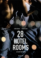 28 Hotel Rooms - DVD cover (xs thumbnail)