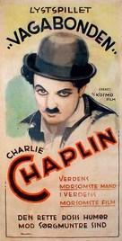 The Vagabond - Danish Movie Poster (xs thumbnail)