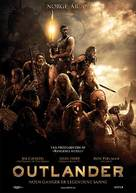 Outlander - Norwegian Movie Poster (xs thumbnail)