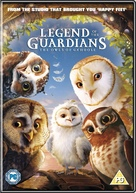 Legend of the Guardians: The Owls of Ga'Hoole - British Movie Cover (xs thumbnail)