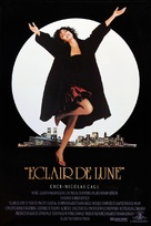 Moonstruck - French Movie Poster (xs thumbnail)