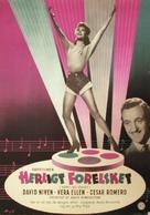 Happy Go Lovely - Danish Movie Poster (xs thumbnail)